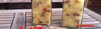 Csípős-édes-fűszeres körtechutney-t főztünk